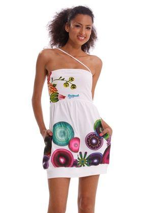 Desigual Dress Junio 42V2035 | Canada |