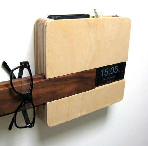 Your Personal (Wooden) Butler | Webflakes