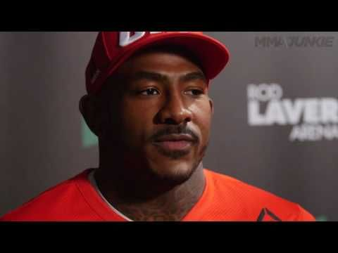 MMA Khalil Rountree full pre-fight interview at UFC Fight Night 101