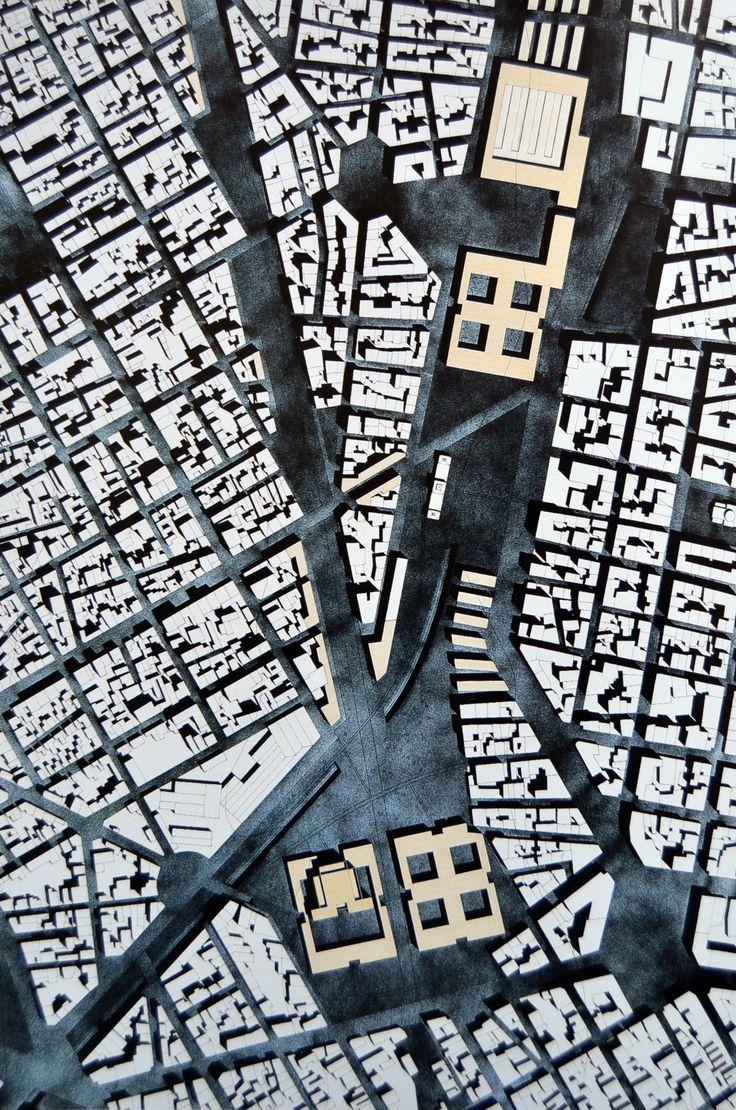 Giorgio Grassi | Un progetto per Atene | Atenas, Grecia | 1996