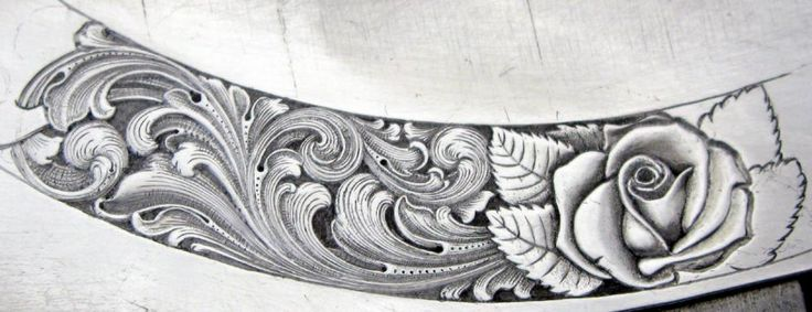 Western scrollwork - photo#21