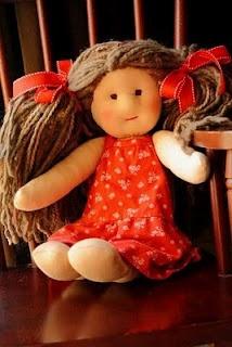 Cute Waldorf doll tutorial.: Crafty Stuff, Crafty Mom, Crafts Ideas, Dolls Stuff, Mom Life, Dolls Clothing, Doll Making, Waldorf Dolls, Dolls Toys