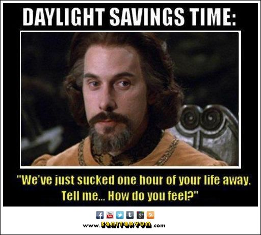 and this is for posterity... so be honest... how do you feel?: Brides, Princessbride, Movie, Funny Stuff, Princesses, Daylightsavings, The Princess Bride, Daylight Savings Time