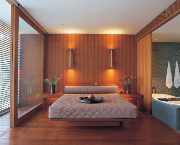 minimalist japanese bedroom design inspiration e1330884602848jpg 600 - Japanese Design Bedroom