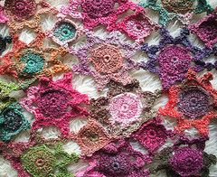 Crochet scarf (Ruthiejoy) Tags: scarf crochet noro