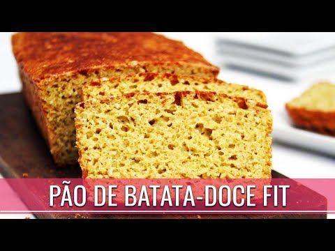Pão fit caseiro para a sua dieta - Aqui Saudável - YouTube