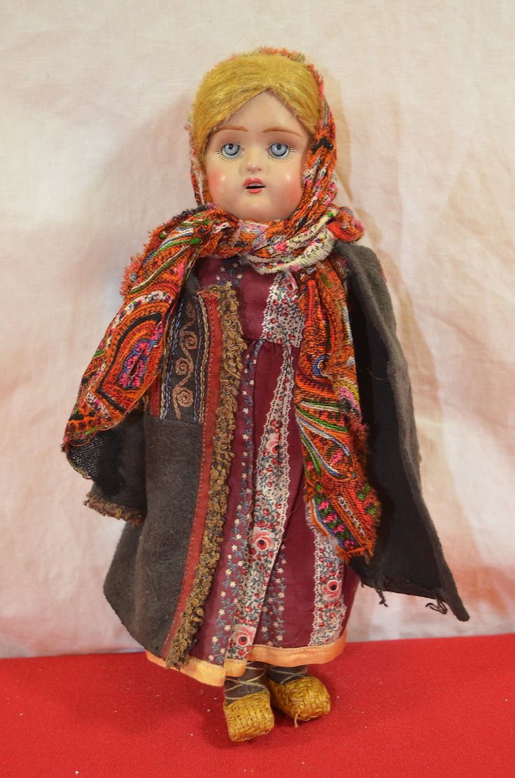 Antique Doll purchased in Sturtevant Russia open close eyes strong body 1340 | Куклы и мягкие игрушки, Куклы, Антикварные (до 1930 г.) | eBay!