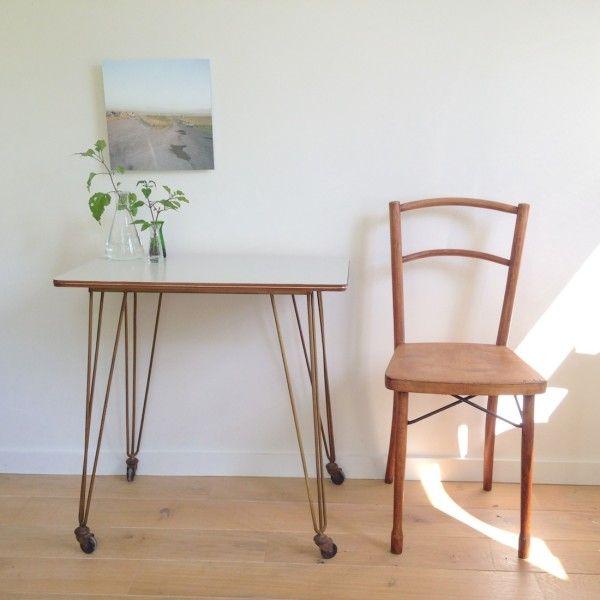 plus de 1000 id es propos de meuble vintage vintage furniture sur pinterest teck vintage. Black Bedroom Furniture Sets. Home Design Ideas