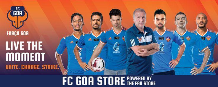 FC Goa official merchandise; #officialmerchandise #Goa #FCGoa #ISL #Football #IndianFootball #TheFanStore