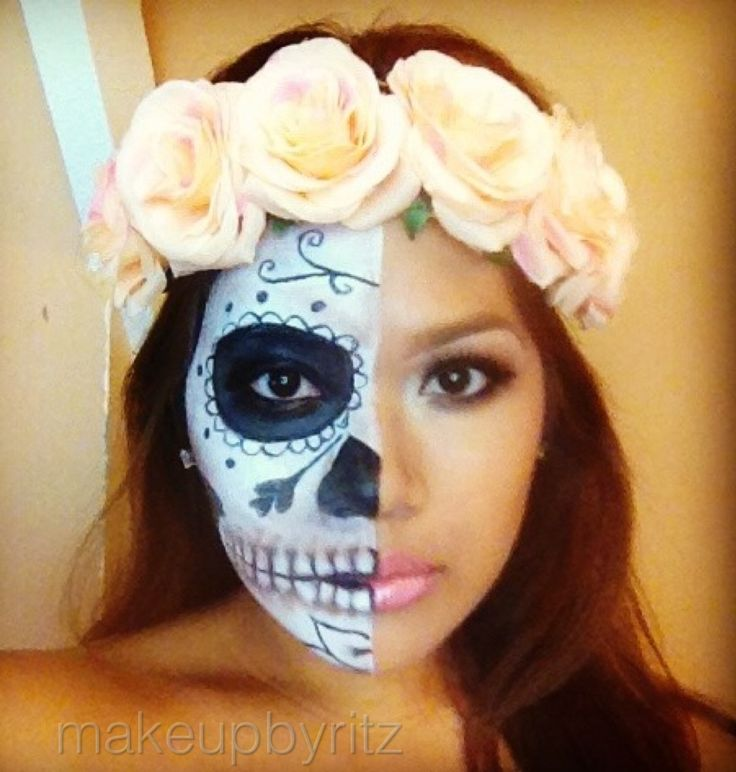 64 best images about Skull makeup on Pinterest | Halloween ...