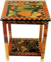 Helen Heins Peterson, Modern Folk Art, Whimsical Primitives, Painted Furniture & Woodworks