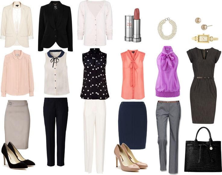 What to Wear to Work : What to Wear / How to Dress