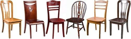 Кухонные стулья из дерева: привлекательное дополнение обеденной группы