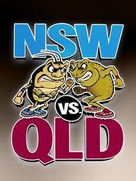 I've been to one NSW vs QLD State of Origin game at the Sydney Football Stadium (now called Allianz Stadium).