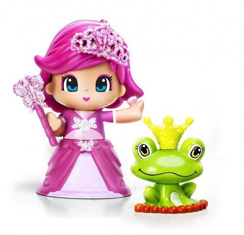 Pinypon Princesas: rana verde. #Pinypon #minidolls #toys #juguetes #dolls #fantasy #kids #ToyStore