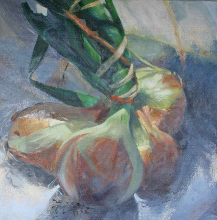 Onion study , oil