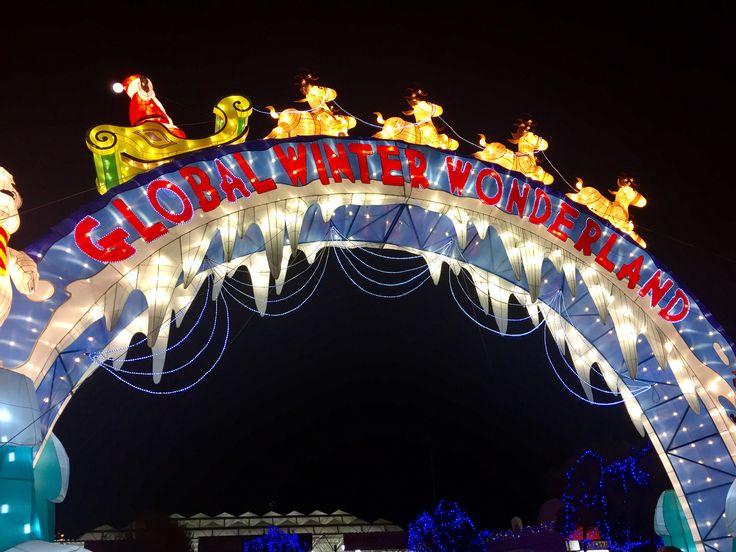 Global Winter Wonderland Sacramento 2016