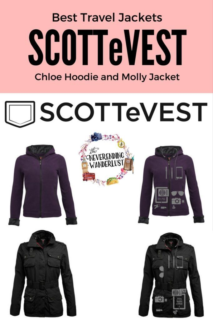 SCOTTeVEST – The Best Travel Jackets
