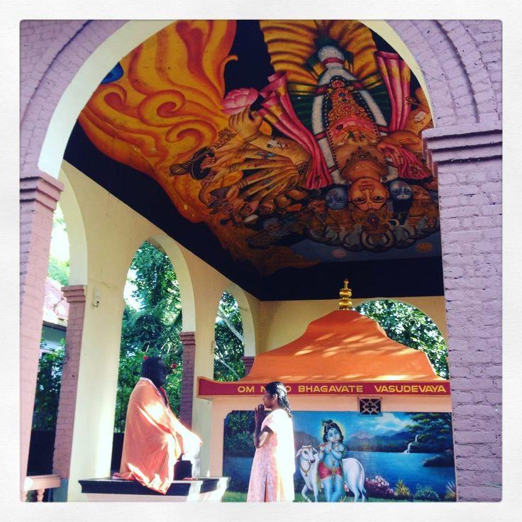 Mon séjour dans un Ashram en Inde.