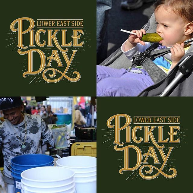 24 hours from now the worlds best pickles will be gone! 12-5 tomorrow, Sunday 25 th is Pickle Day with music games people LES vibes and pickleeees!!! Weather is going to be awesome so what's your excuse? ;) see you there!!https://www.instagram.com/p/BKwJK7FBsb2/
