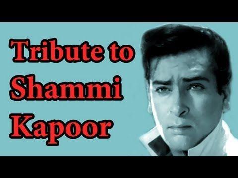 Top 10 Songs of Shammi Kapoor - Tribute To Shammi KapoorOMG