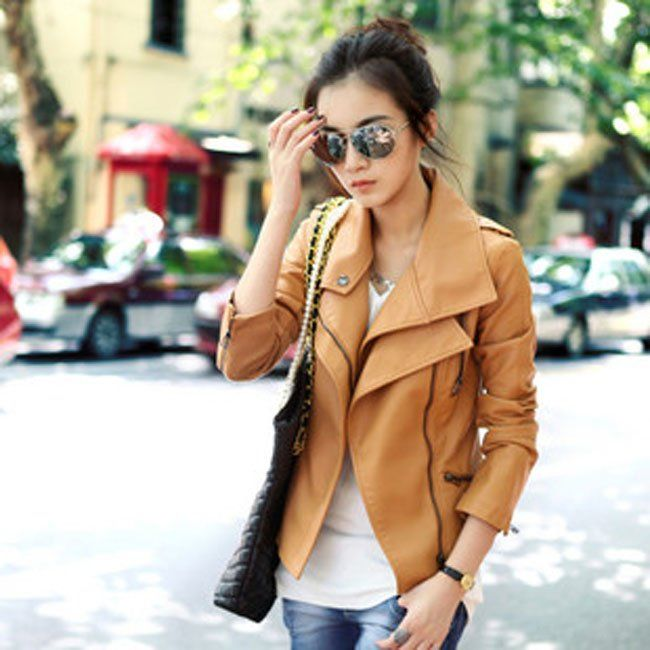 17 Best images about Women's leather jackets on Pinterest | The ...