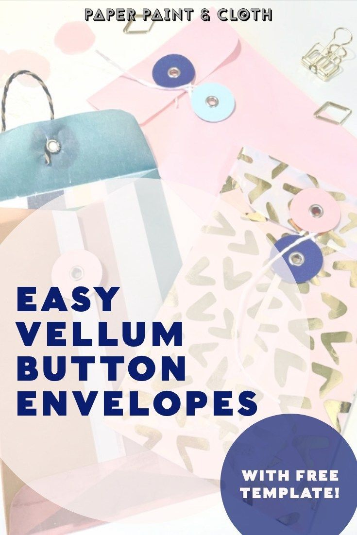 image relating to Printable Vellum identify A elegant option in the direction of month to month envelopes working with card and