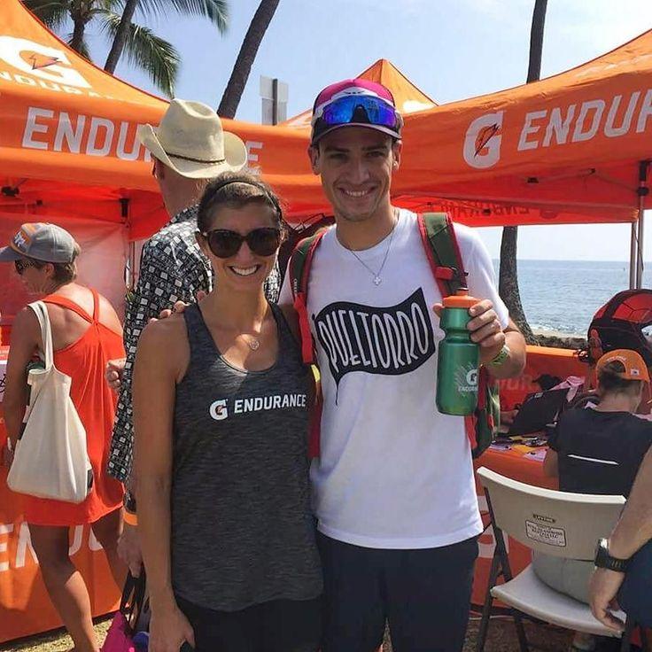 Pueltorrooo!  Felicidades a este duro en tremenda carrera ayer. Eres un fucking Kona Ironman @xavisantana!!! Ahora sal corriendo pa' la isla que Mila y Adri te estan esperando para celebrar!     #aptbcollective #pueltorro #puertorico #roadtokona #ironmantri #kona #hawaii #worldchampionship #orgulloboricua