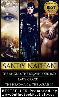 """""""A legendary love story, a jewel set in darkness and pain."""" Earth's End Series is now represented by Online Book Publicity Services. Learn more about this Paranormal adventure series by Amazon Best Selling Author Sandy Nathan: http://www.onlinebookpublicity.com/visionary-adventure.html  Invite us to talk about your books: http://www.onlinebookpublicity.com/bookpromotion.html"""