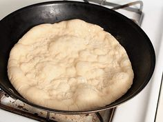 Skillet Neapolitan Pizza (No Kneading or Oven Required!)   Serious Eats : Recipes