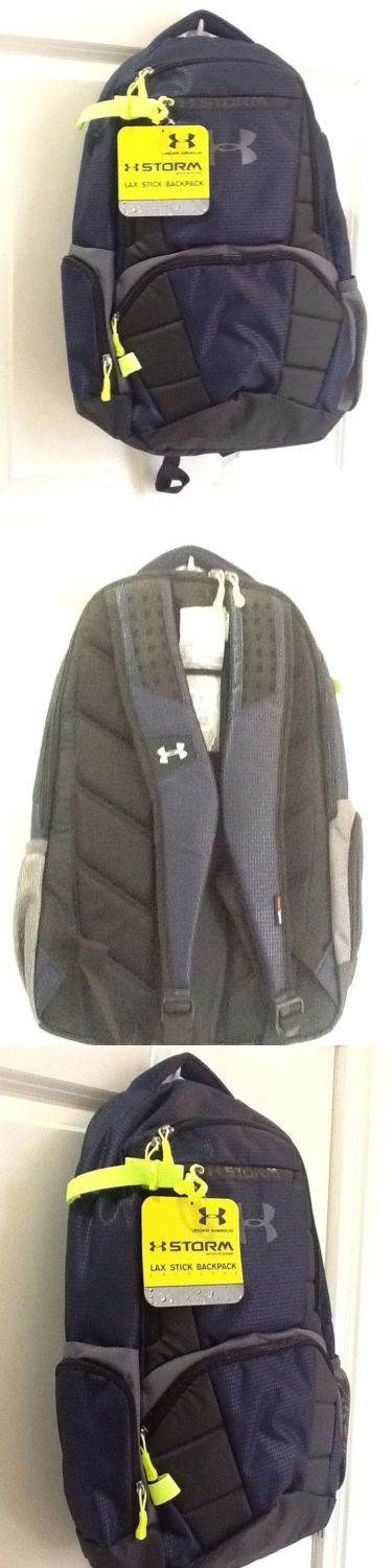 Equipment Bags 159153: Under Armour Storm Lacrosse Stick Backpack. Bnwt -> BUY IT NOW ONLY: $74.99 on eBay!
