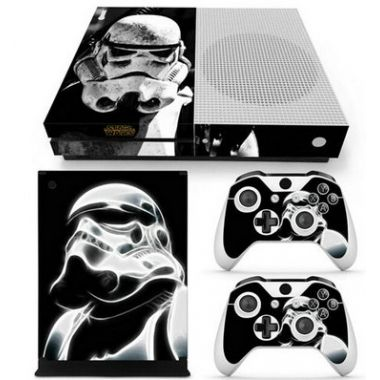 minecraft xbox one s star wars skin pack for the XBOX ONE S Console With Set Wireless Controller Decals