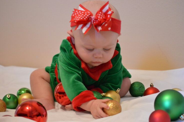 135 Best Christmas Baby Images On Pinterest Xmas Photos