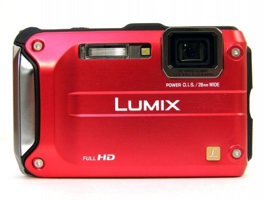 The Best Waterproof Cameras - Panasonic Lumix DMC-FT3 - Trusted Reviews