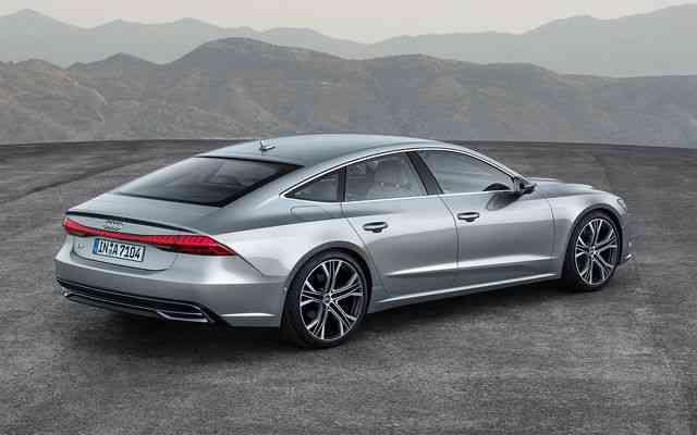 Audi A7 2019 – 2 geração de hatchback premium : Preço, Ficha Técnica, Interior e Fotos