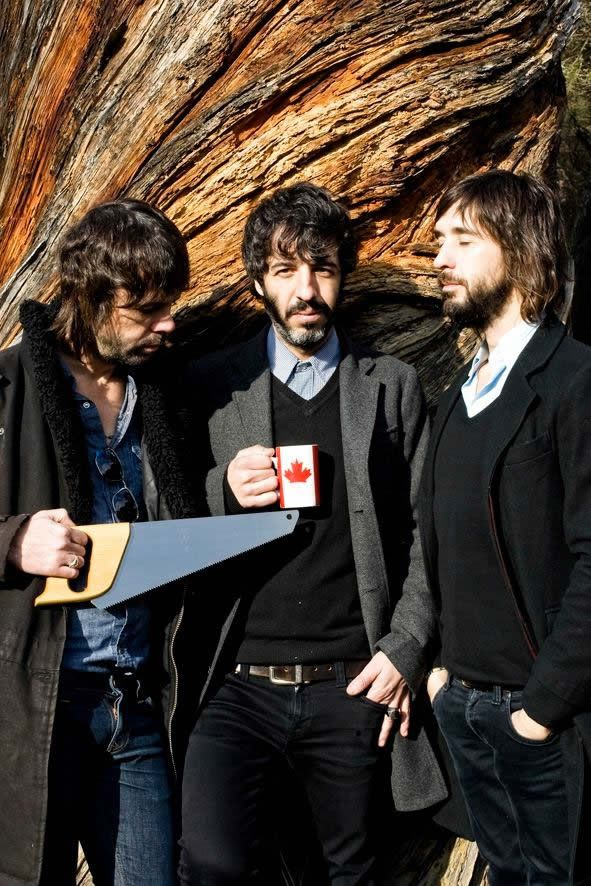 #SundaySessions with #Sidonie, one of the most important and respected psychedelic pop and alternative rock bands in the Spanish music scene. Check out their #playlist http://www.creation.com.es/appact/youtubepl/PLEbirRkRumjZcjkT2wEfoVcShTIgTPxNw