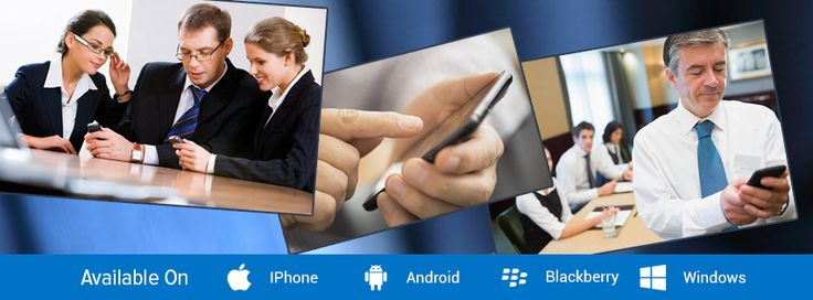 #Enterprise #communication with smart notifications, reminders, video conferences, events and lot more.