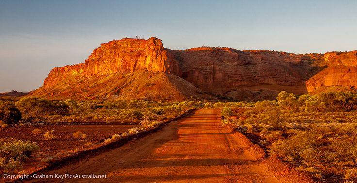 Kennedy Ranges WA #Australian #Landscape #Photography