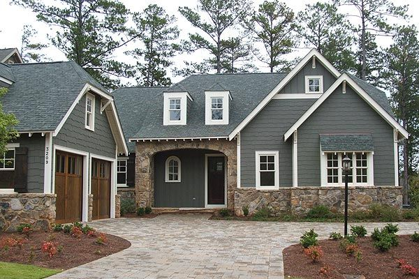 1000 ideas about affordable house plans on pinterest for Affordable lakefront homes