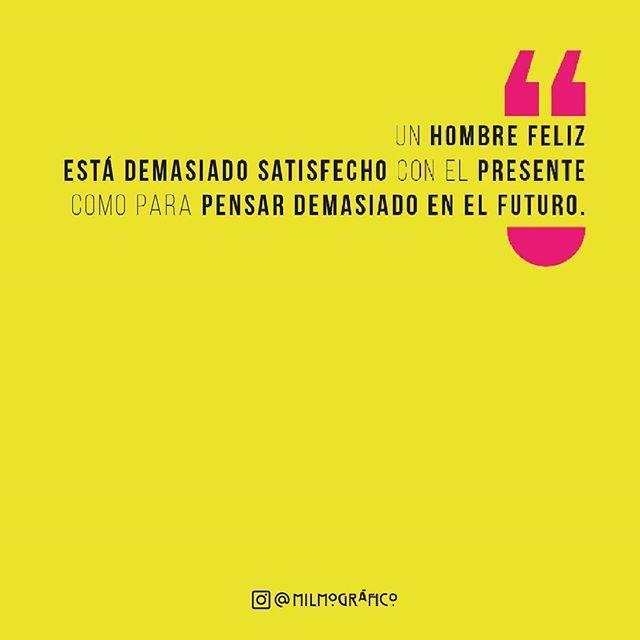 Reflexiones #feliz #happy #vivirelpresente #frasepositiva #positivequotes…