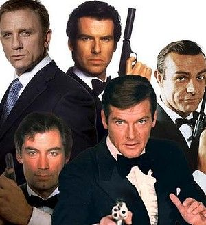 George Lazenby is missing from this pic