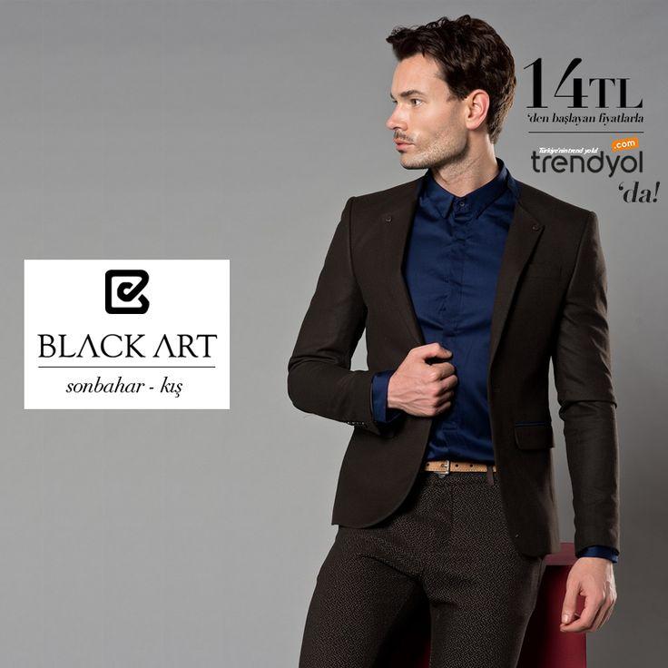 Black Art, erkek giyiminde farklı stil ve tasarımları ile dikkati Çekecek bir koleksiyon sunuyor. Sanatsal Dokunuşları ile Türkiye'nin Trendyol'unda!  #ceket #gomlek #tshirt #pantolon #kaban #mont #triko #fashion #men #sale #man #forsale #kampanya #sanatsaldokunus Trendyol da! http://goo.gl/Vu4zRu