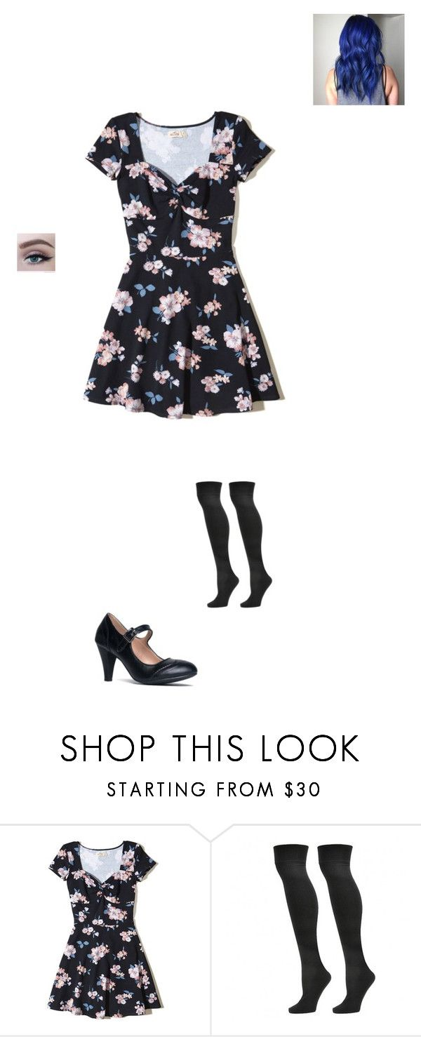"""""""Meeting Kanato"""" by maryvarleyrox on Polyvore featuring Hollister Co., Steve Madden and Ultimate"""