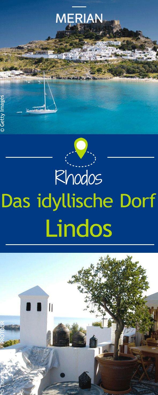 Malerische Buchten, idyllische Dörfer, feine Strände, charmante Häfen – das ist Rhodos! Besonders idyllisch ist das kleine Dorf Lindos. Wir zeigen euch, was es dort zu entdecken gibt.