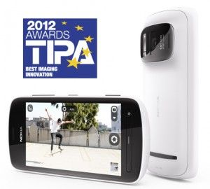 Nokia 808 PureView premiato con il titolo TIPA Best Imaging Innovation