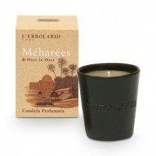 Meharées illatgyertya - Rendeld meg online! Lerbolario Naturkozmetikumok http://lerbolario-naturkozmetikumok.hu/kategoriak/illatos%C3%ADto-termekek