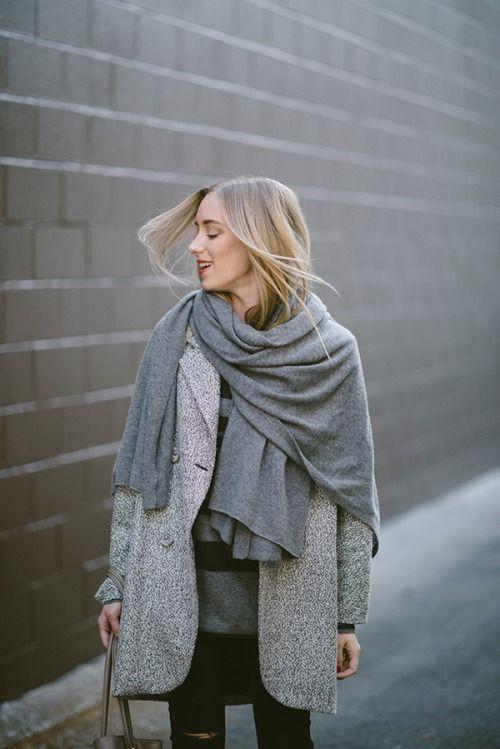 the-streetstyle:  Gray Ladyviaeatsleepwear