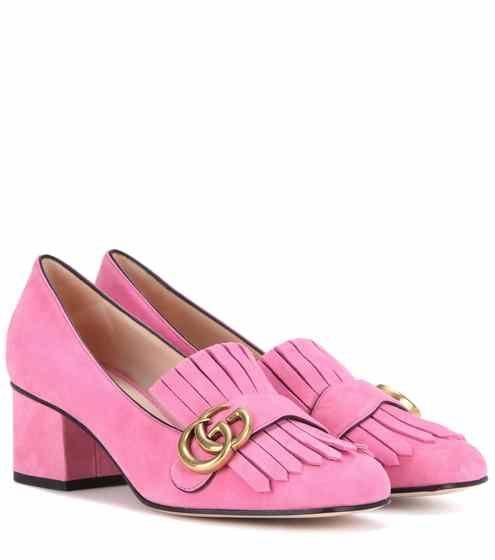 Gucci Schuhe Pink