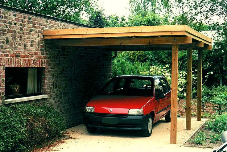 17 Best Images About Garage And Carport On Pinterest