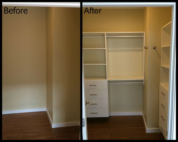 40 best before after client photos images on pinterest for California closets hawaii